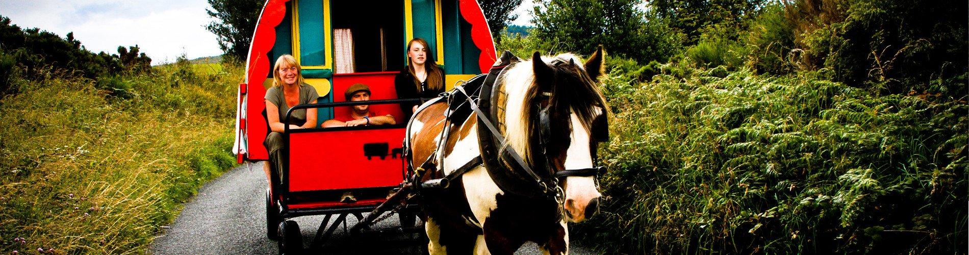 Clissmann-Horse-Caravans-relaxing-pace-Ireland