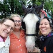 Katherin, Hilary & Sarah
