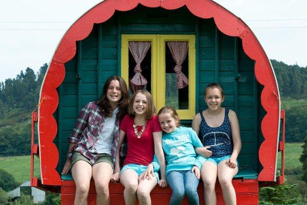 Children-friendly holiday in Wicklow Ireland