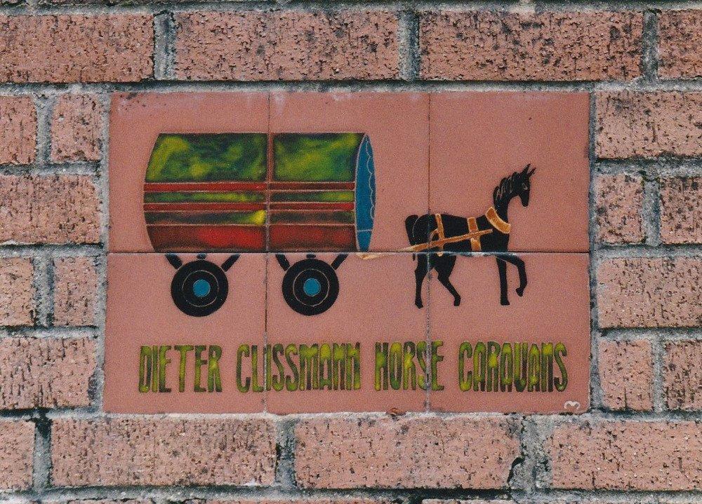 Gypsy Caravan Holidays in the garden of ireland wicklow