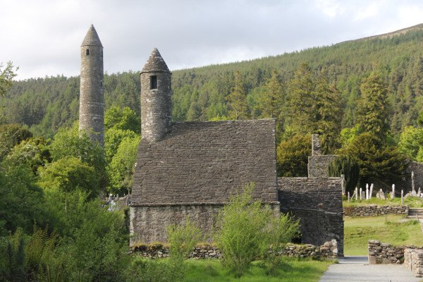 Glendalough in Wicklow Ireland