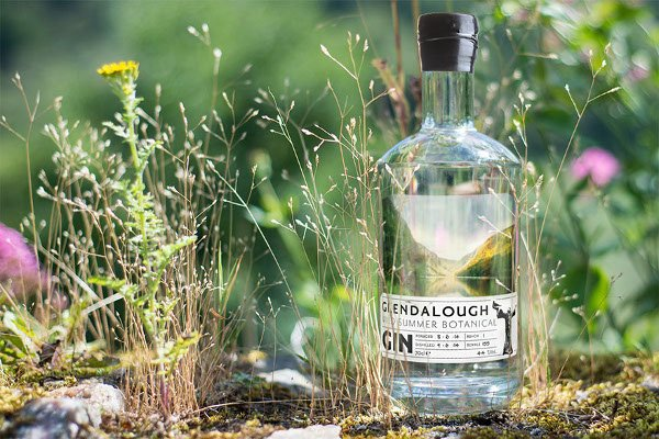Local Glendalough gin
