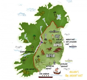 Glamping in Ireland, Ireland's Ancient East