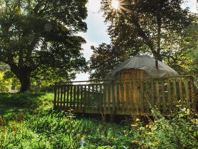 Glamping in Ireland Meath