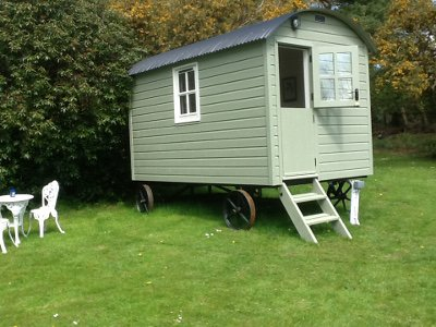 Glamping in Blackstairs Ecotrails Carlow Ireland