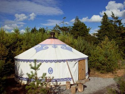 Glamping in Ireland Westmeath
